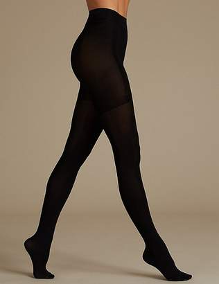 "Marks and Spencer 100 Denier Magicwearâ""¢ Shaper Tights"