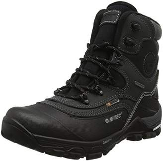0c9f4aecdf075 Hi-Tec Men s Trail Ox Winter 200 I Waterproof High Rise Hiking Boots Black