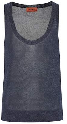 Missoni Sleeveless knit top