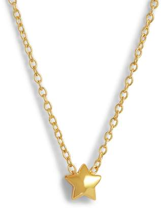 Gorjana Star Charm Adjustable Necklace