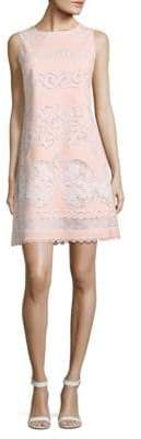 Tommy Hilfiger Embroidered Lace Dress