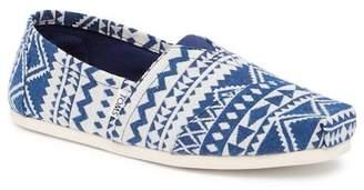 Toms Geo Print Slip-On Shoe