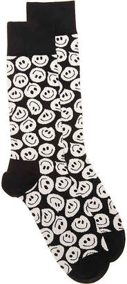 Happy Socks Twisted Smile Crew Socks - Men's
