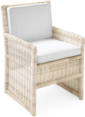Serena & Lily Pacifica Outdoor Dining Chair