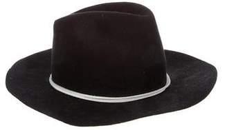 CLYDE Felt Brim Hat