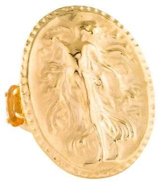 Tagliamonte 18K Citrine-Accented Menades Ring