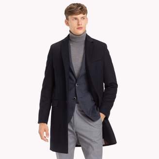 Tommy Hilfiger Italian Wool Topcoat