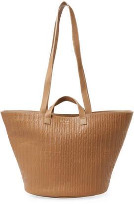 Meli-Melo Rosalia Leather Tote Bag