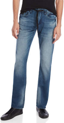 Buffalo David Bitton Skinny Max-X Drawstring Jeans