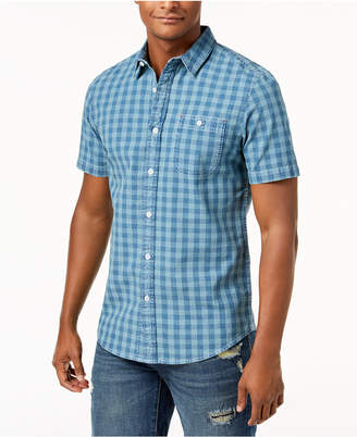 American Rag Men's Check Shirt