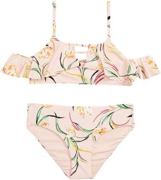 O'Neill Claris Off the Shoulder Two-Piece Swimsuit