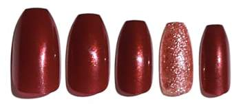 STATIC NAILS Pass the Bottle Pop-On Reusable Manicure Set