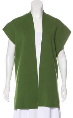Michael Kors Cashmere-Blend Open Front Cardigan