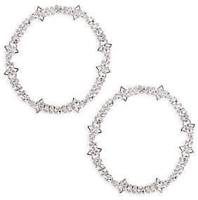 0b00a5495 Fallon Women's Jagged Cheekbone Hoops