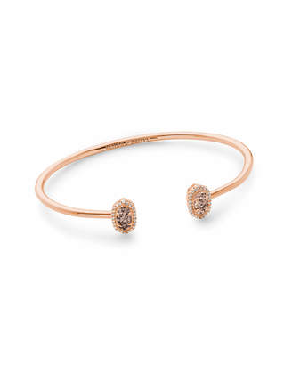 Kendra Scott Calla Cuff Bracelet in Rose Gold