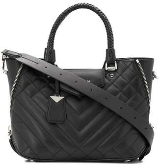MICHAEL Michael Kors quilted small tote bag