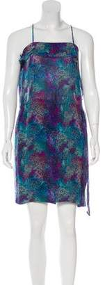 Doo.Ri Silk Knee-Length Dress