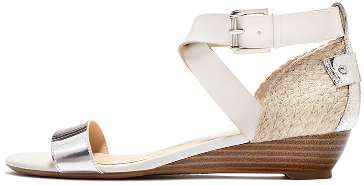 Enzo Angiolini Shoes, Kahny Demi Wedge Sandals 2