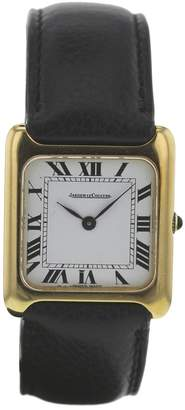 Jaeger-LeCoultre Vintage Yellow Gold Watch