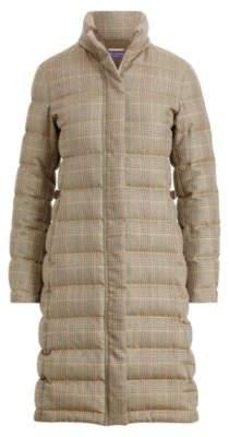 Ralph Lauren Dara Wool Down Coat Multi 6