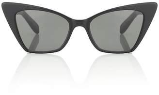 536e6e6196 Saint Laurent New Wave 244 Victoire sunglasses