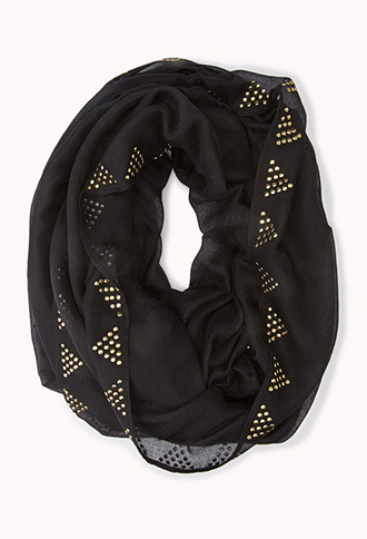 Forever 21 On The Edge Infinity Scarf