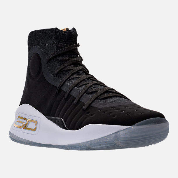 Men's Under Armour Curry 4 Basketball Shoes