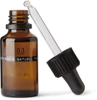 Dr. Jackson's 03 Face Oil, 25ml