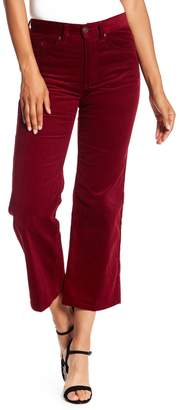 Marc Jacobs Croppped Corduroy Pants
