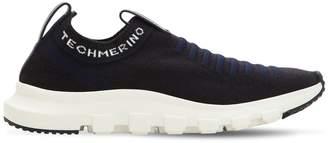 Ermenegildo Zegna Couture 2.0 TECHMERINO KNIT SOCK SNEAKERS