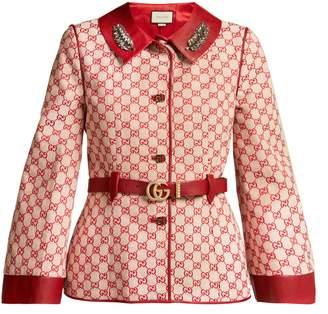 Gucci GG Supreme canvas jacket