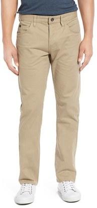 Men's Rvca 'Stay Rvca' Slim Straight Pants $59 thestylecure.com