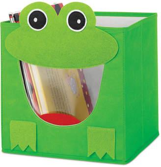 Whitmor Kids Frog Collapsible Cube