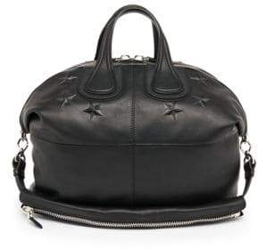 Givenchy Embossed Star Nightingale Bag