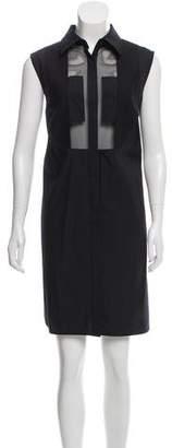 Alexander Wang Sleeveless Matrix Dress w/ Tags