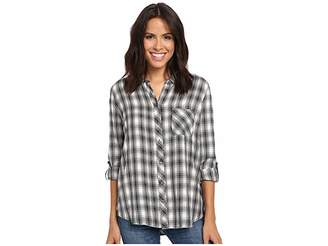 KUT from the Kloth Kayla Women's Long Sleeve Button Up