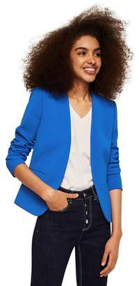 MANGO Blue 'Leli' Blazer