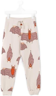 Mini Rodini bat print trousers