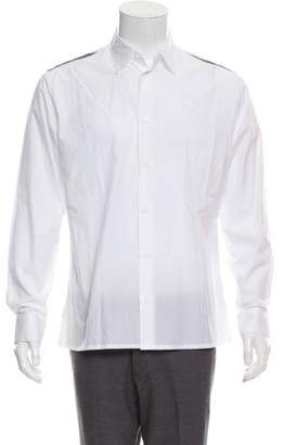 Hermes Long Sleeve Button-Up Top w/ Tags