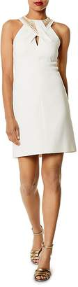 Karen Millen Embellished Mini Dress