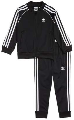 adidas Track Jacket & Sweatpants