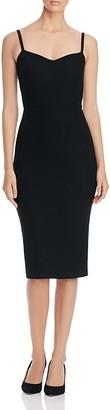 Max Mara Cinghia Ribbed Knit Dress $625 thestylecure.com