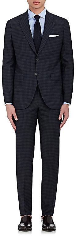 BoglioliBoglioli Men's Alton Wool Two-Button Suit