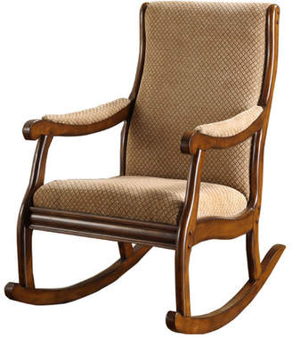 Loon Peak Berg Rocking Chair