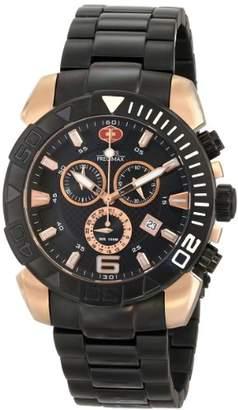 Swiss Precimax Men's SP13124 Recon Pro Analog Display Swiss Quartz Watch