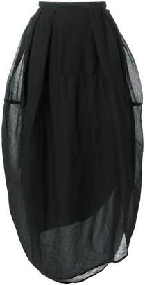 Poème Bohémien mid-length tulip skirt
