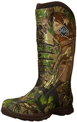 Muck Boot Muck Pursuit Stealth Cool Rubber Warm Weather Men's Hunting Boots