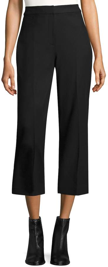 Kate Spade New York Women's Cropped Flared Pant