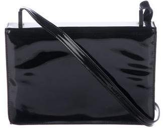 Stuart Weitzman Patent Leather Crossbody Bag