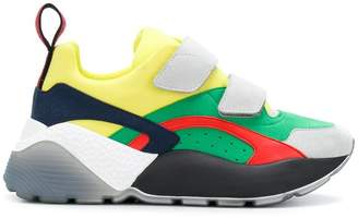 Stella McCartney Eclypse colourbock sneakers